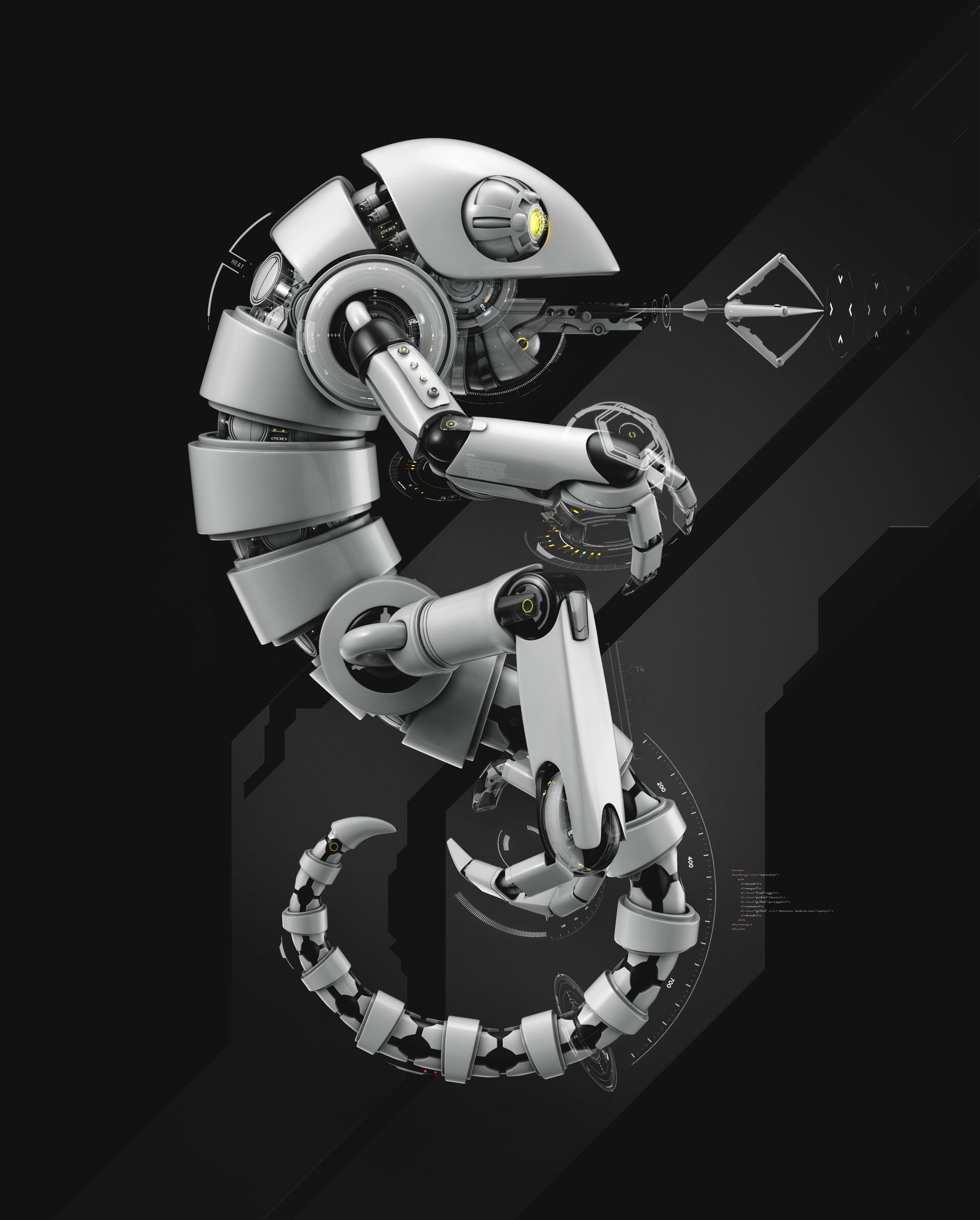 Rakan khamash chameleon robot final
