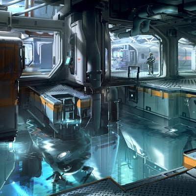 Sparth sparth underwaterpool f