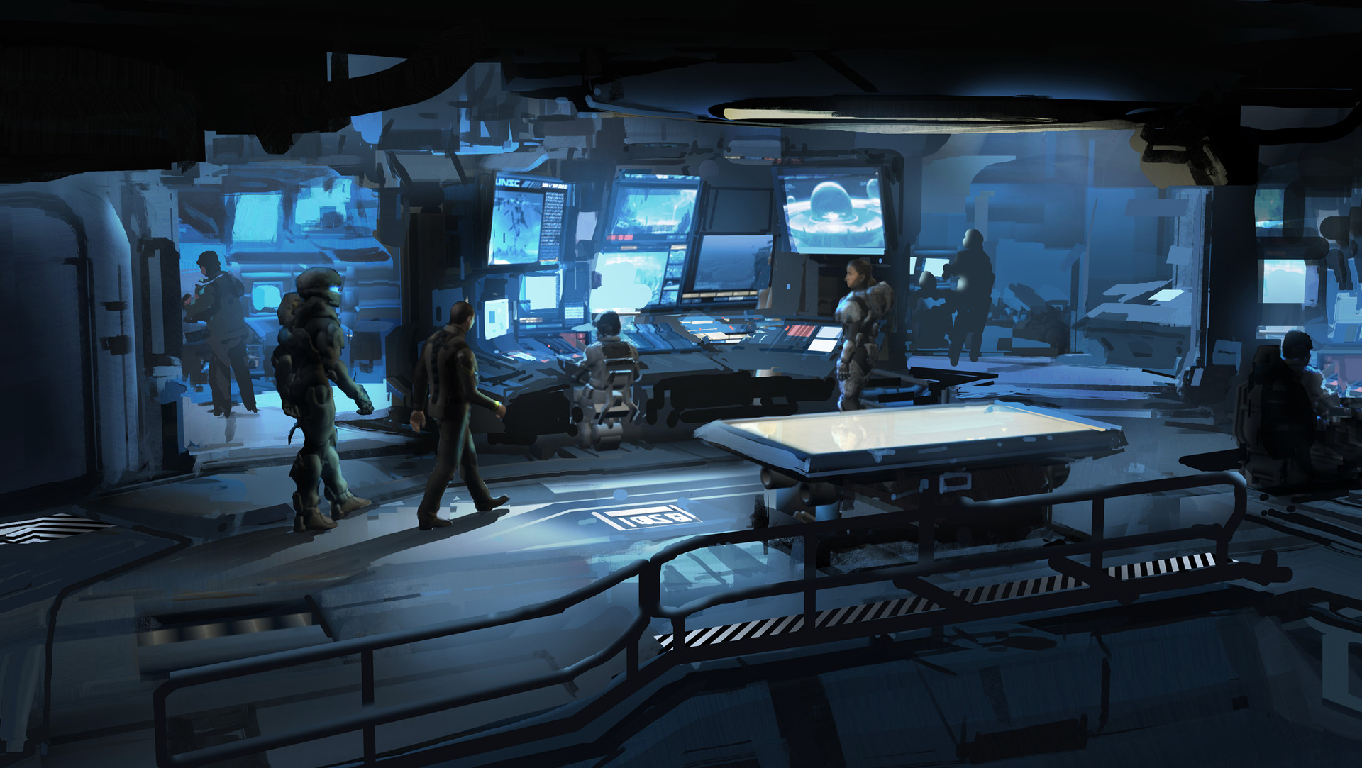 Sparth infinity briefing room paintover f