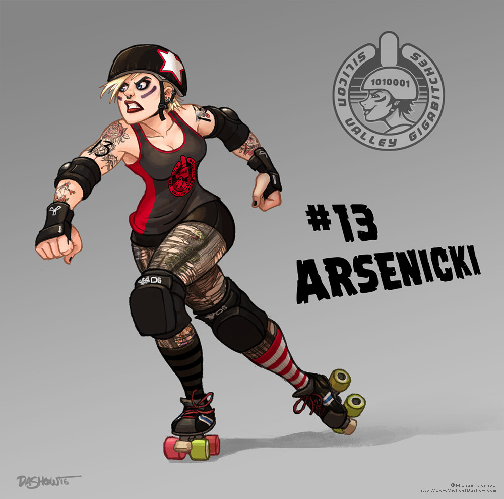 Michael dashow roller derby aresenicki 01 final 1000x990