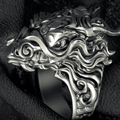 Nacho riesco gostanza anillo dragon2