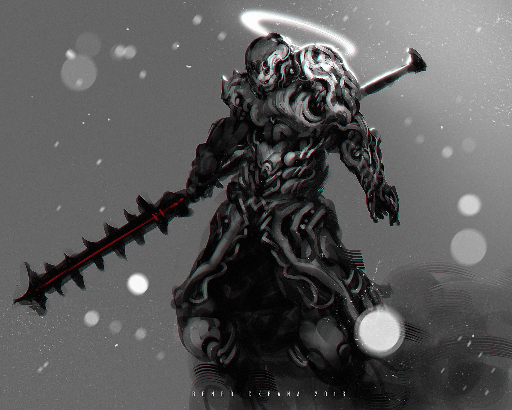 Benedick bana warlord lores