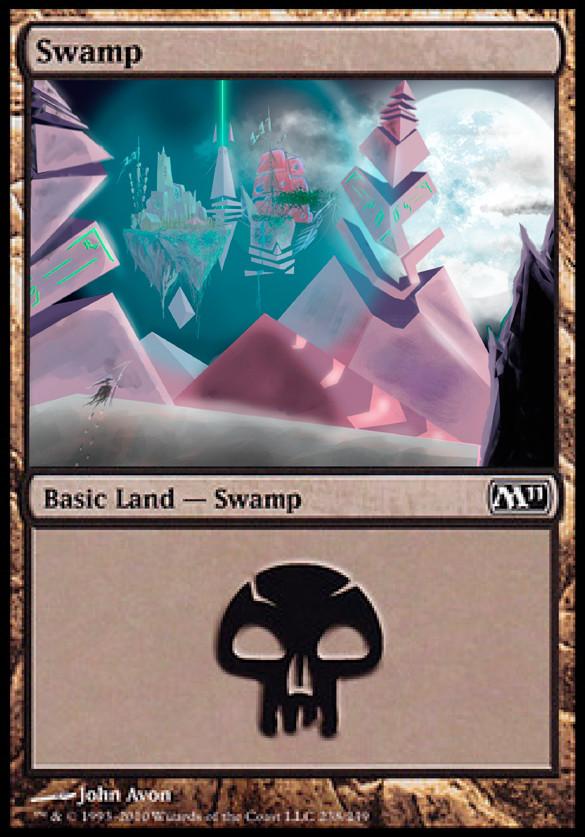 Marcos mansur magic card