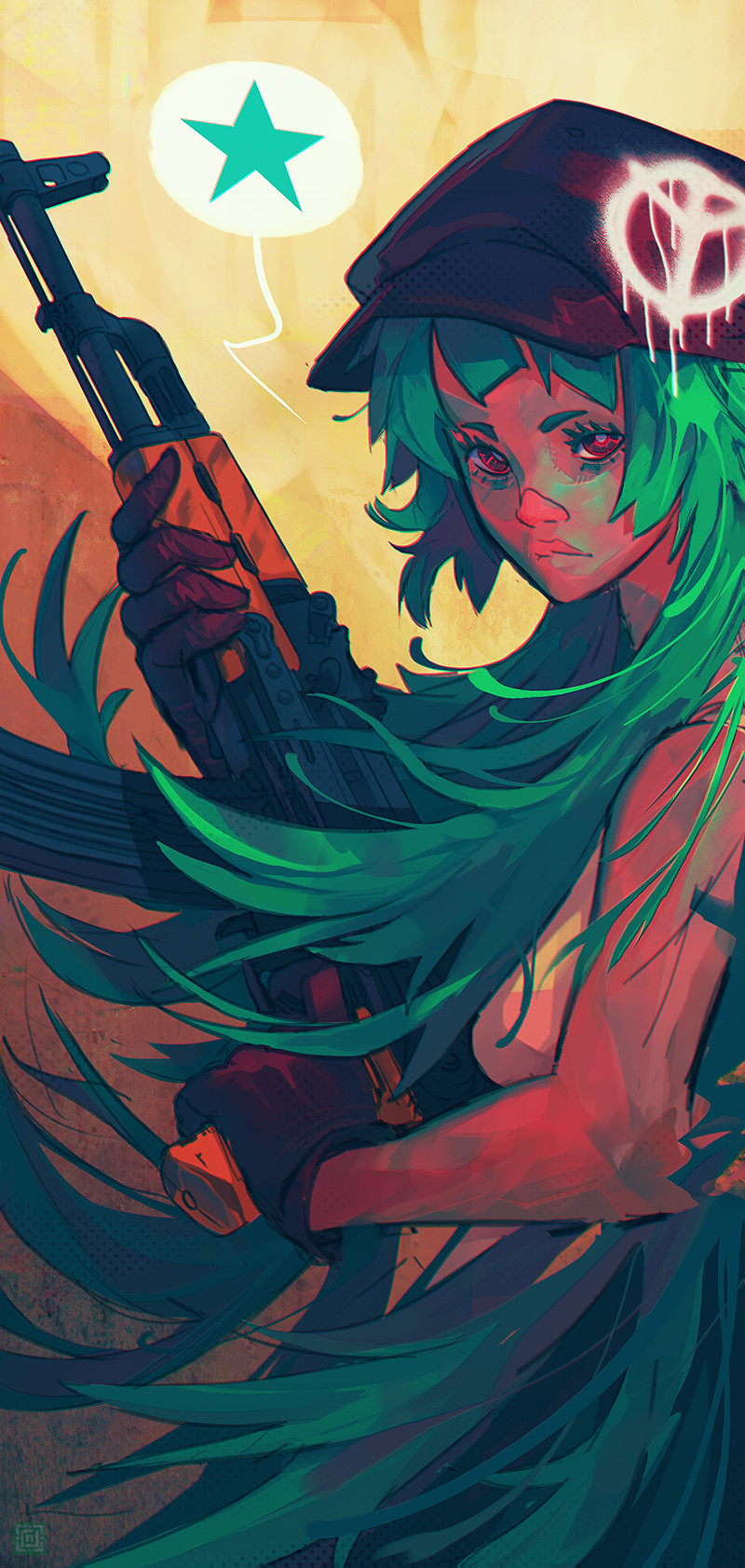 Alexis rives ak 47