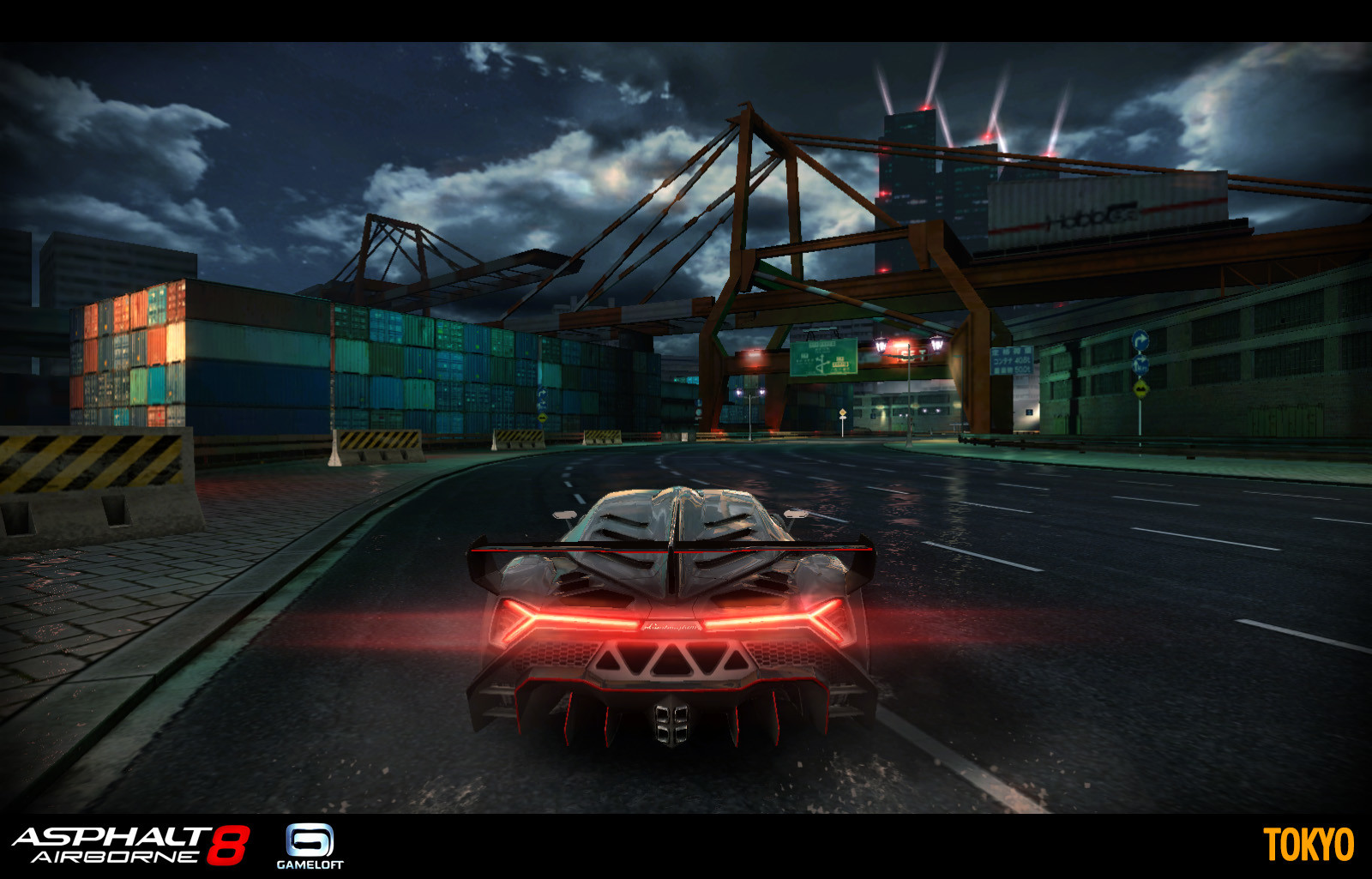 How to copy the Asphalt 8 game data from an