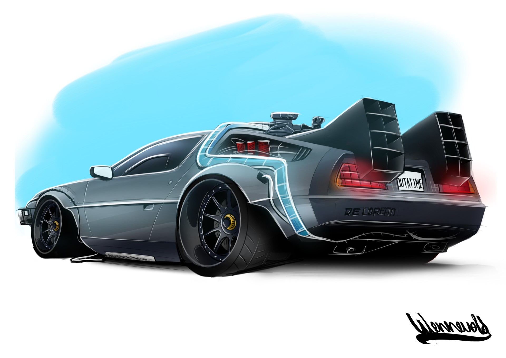 Andreas hoas wennevold bttf andreashoaswennevold