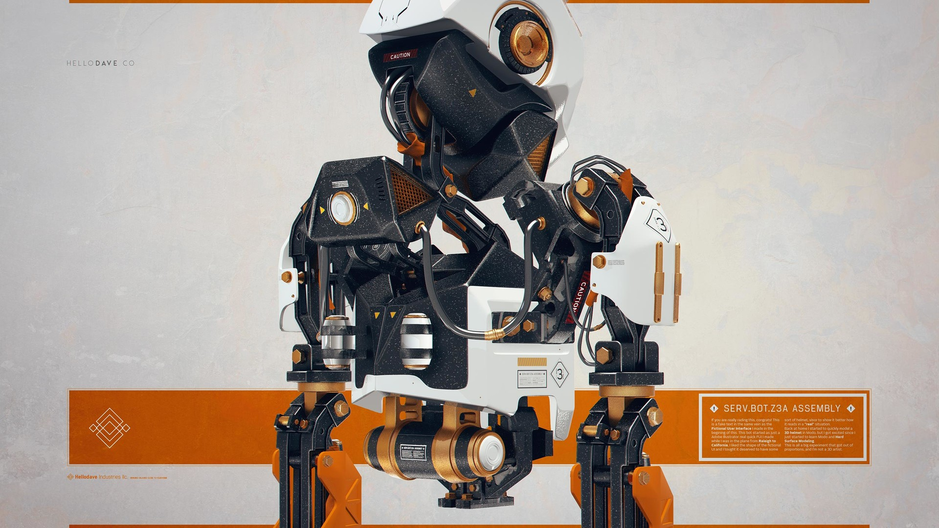 Davison carvalho servbot 3d 02
