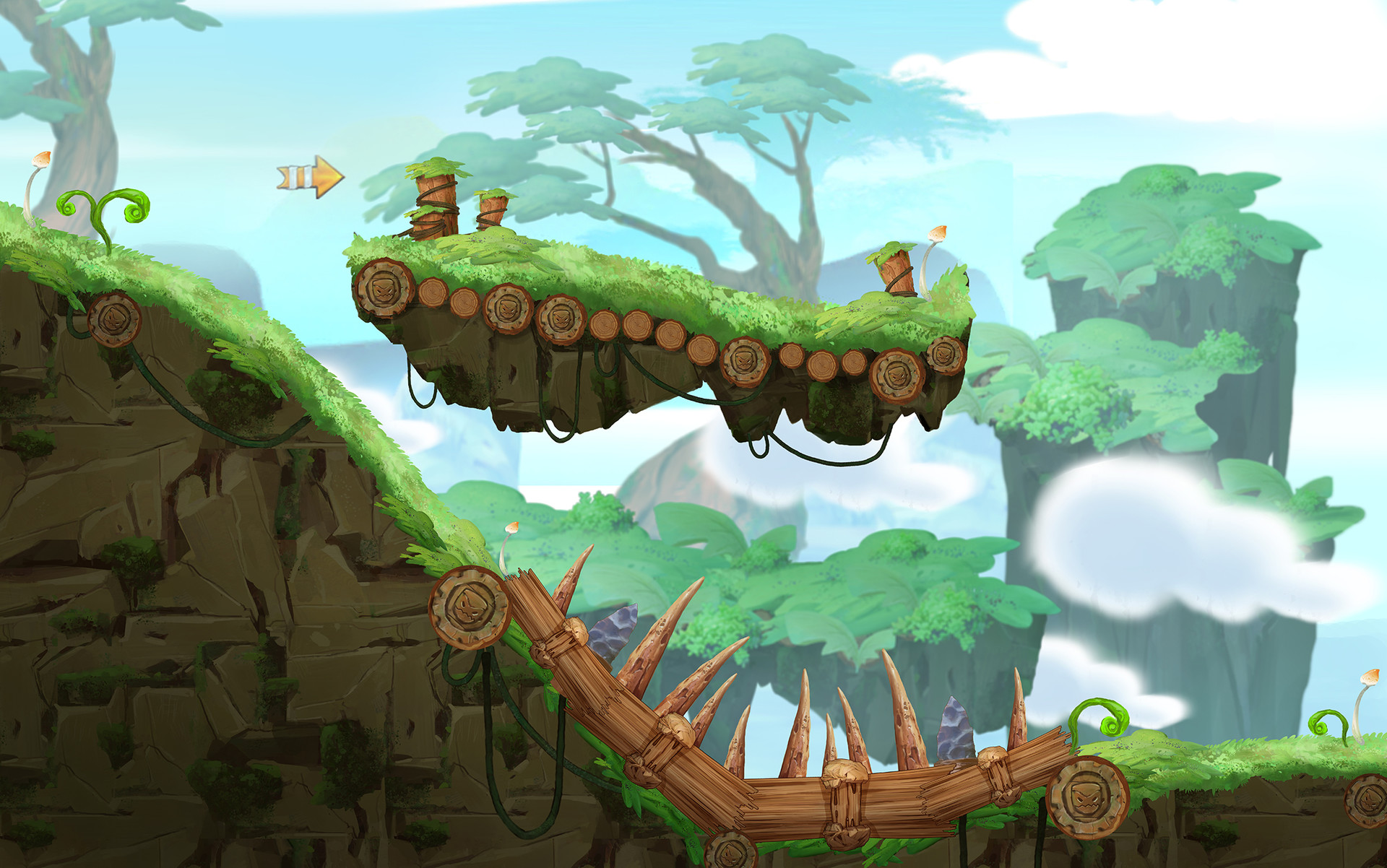 Yujin choo screenshot for level2 wood flatform floating copy
