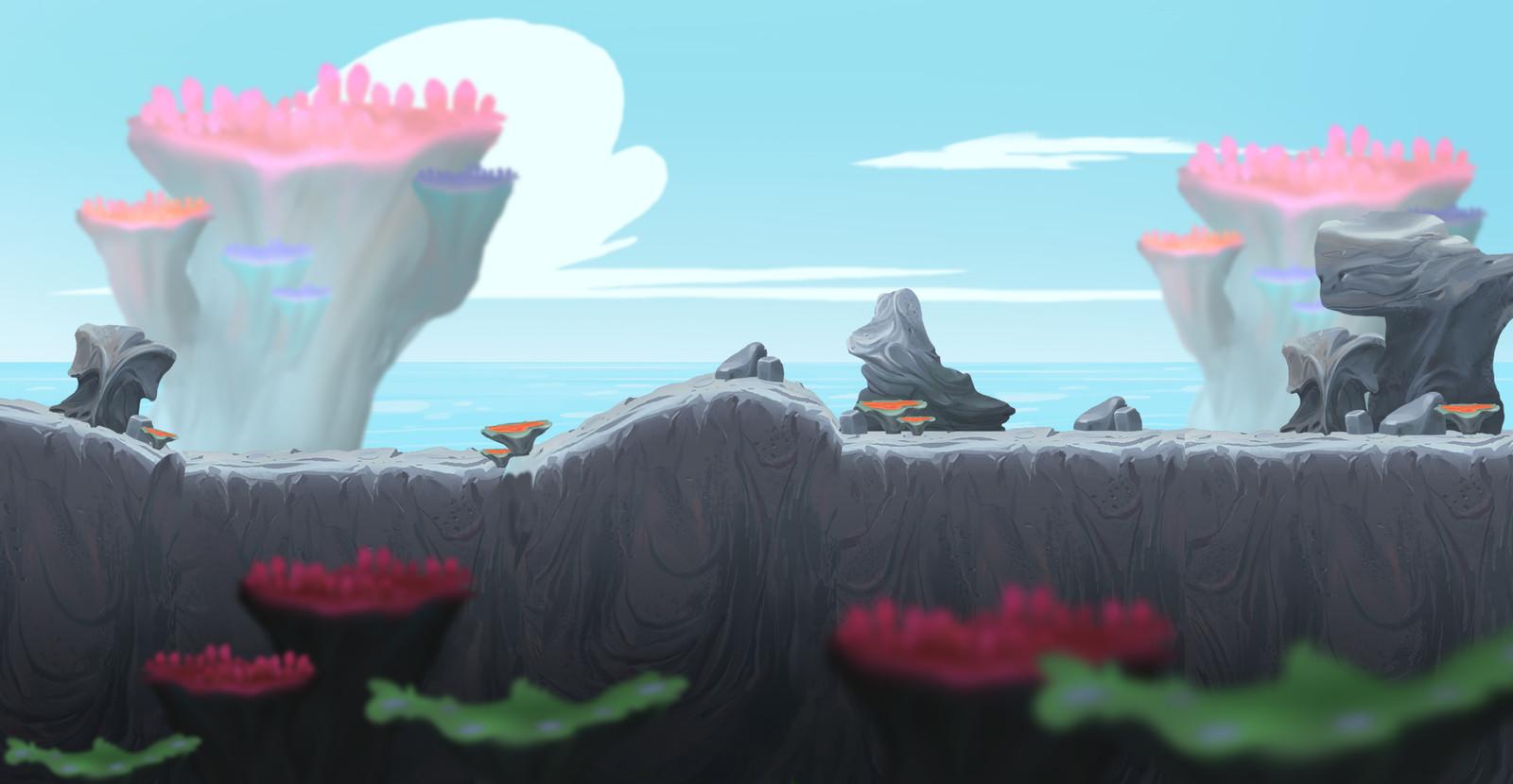 lava Island Lv.1