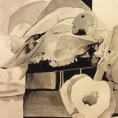 Ink and Skulls