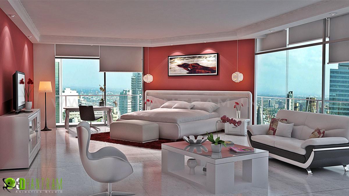 ArtStation - Beautiful 3D Classic Interior Design Rendering for ...