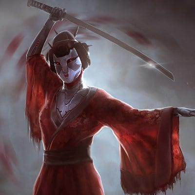 Katarzyna bech geisha