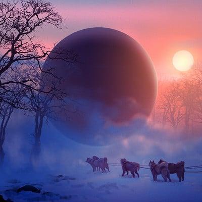 Daniel conway snow sphere