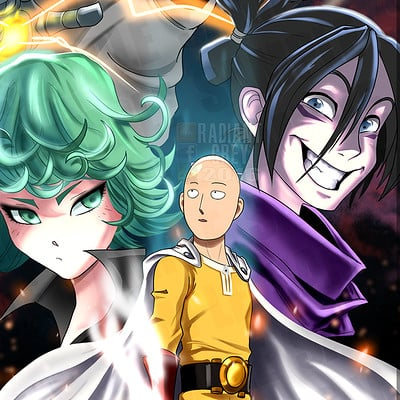 Nick minor one punch man web