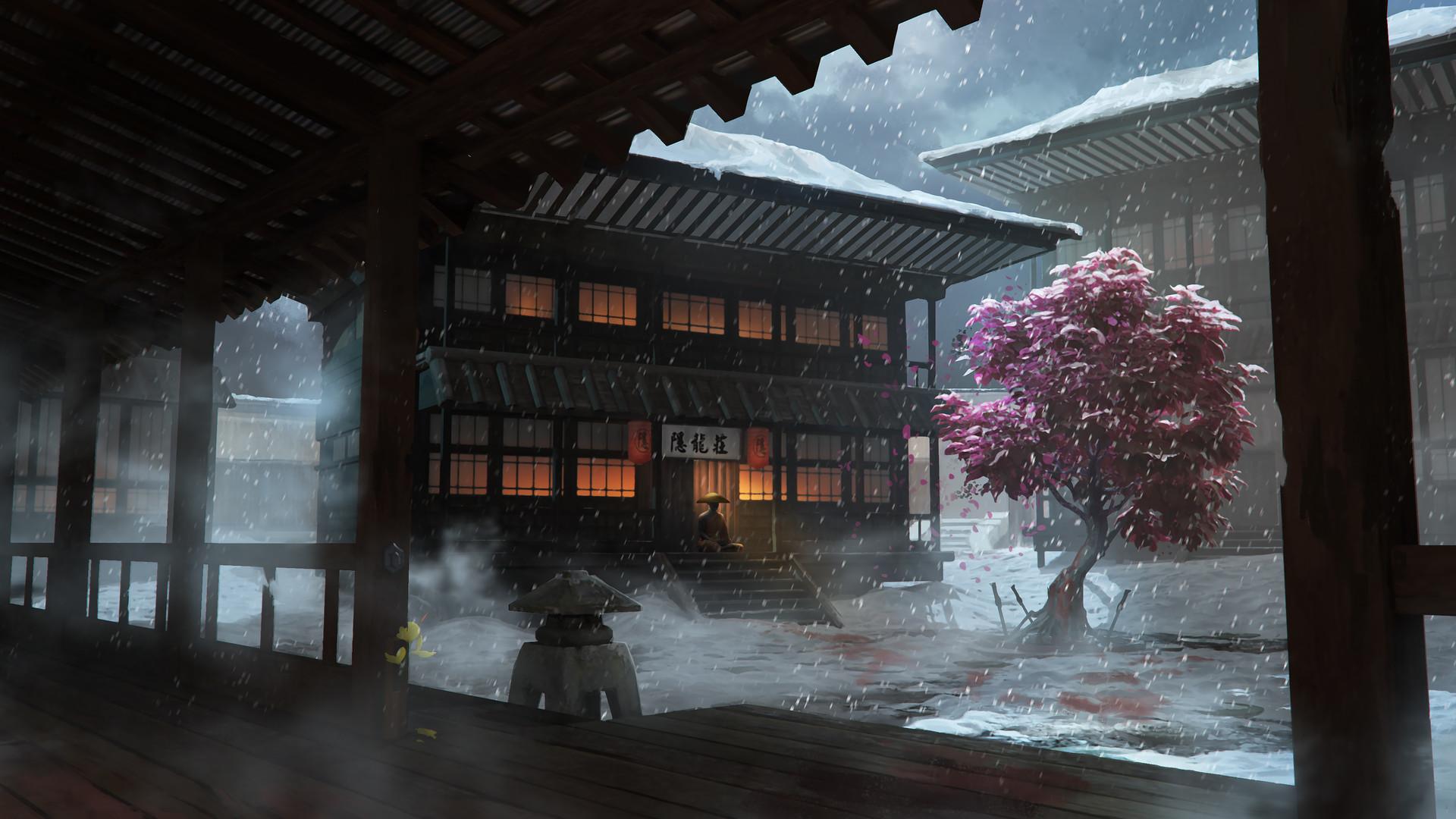 Franklin chan house of hidden dragon