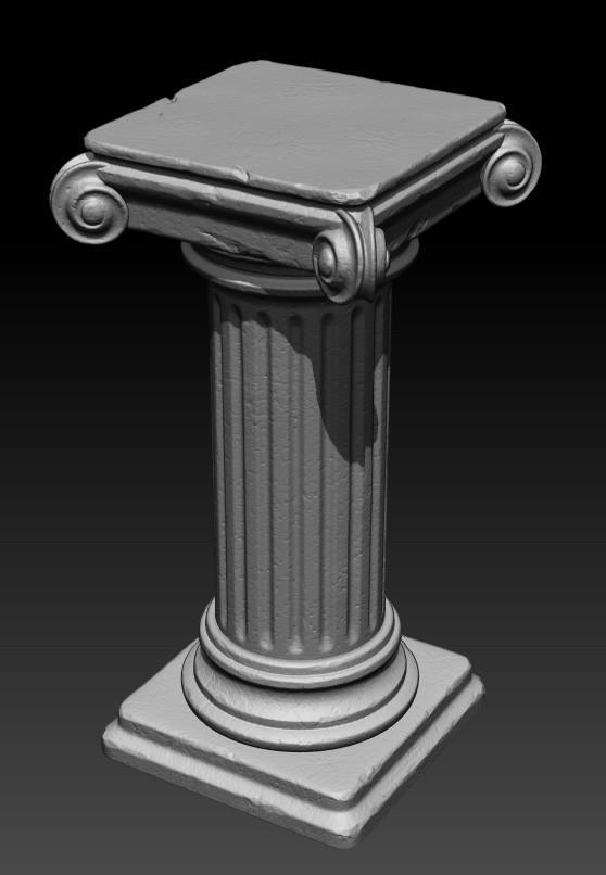 Meggie rock pedestal 01