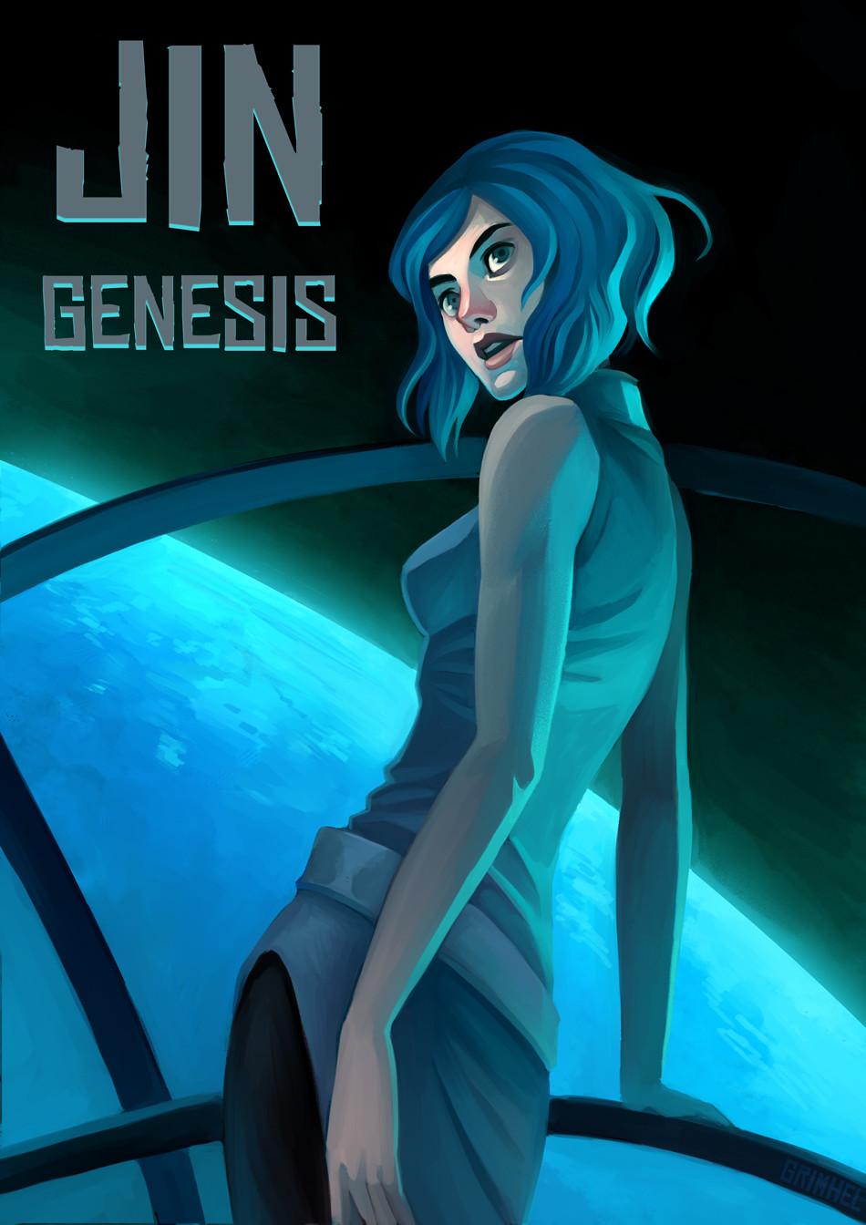 Phi - Jin Genesis