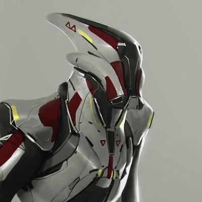 Anthony jones file sci fi armor 1