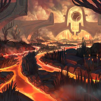 Florian moncomble molten marsh 2