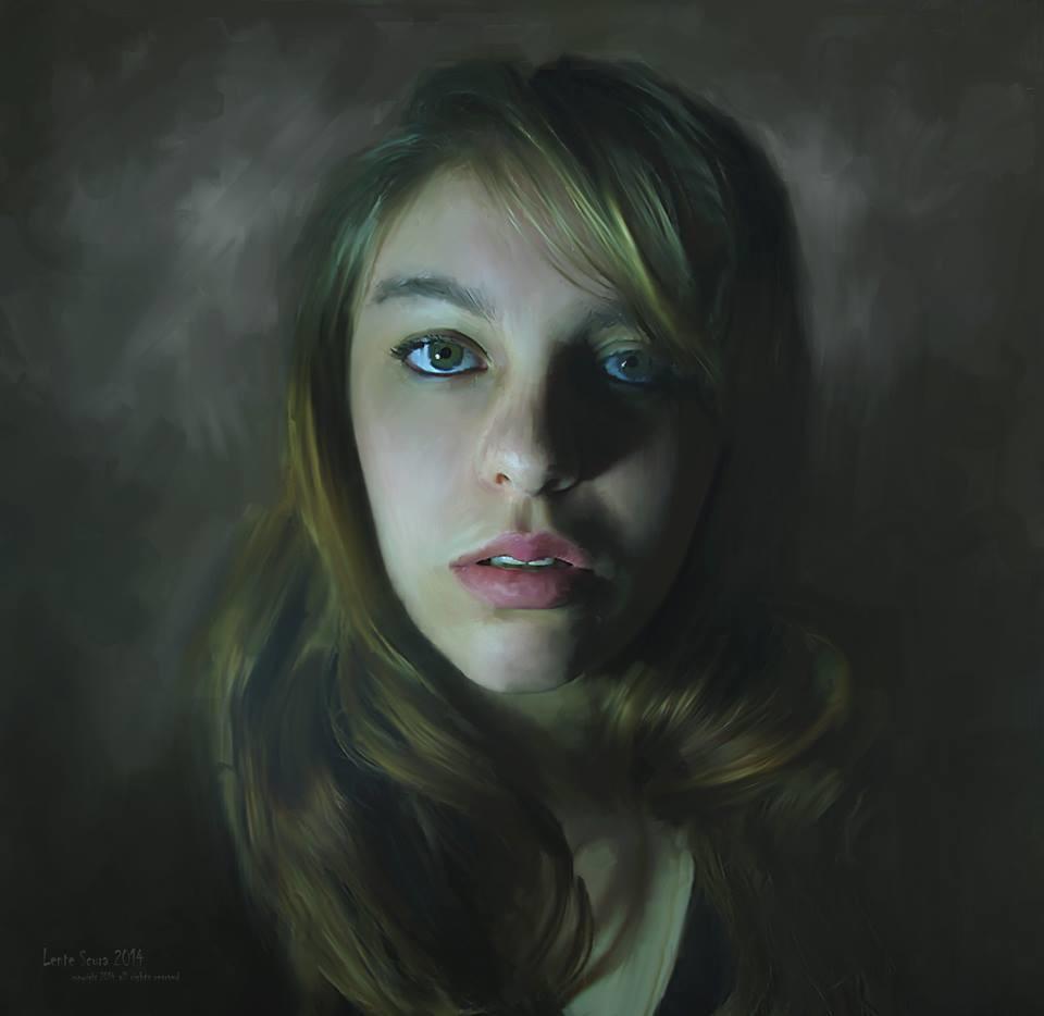 Ritratto di Tiffinnie