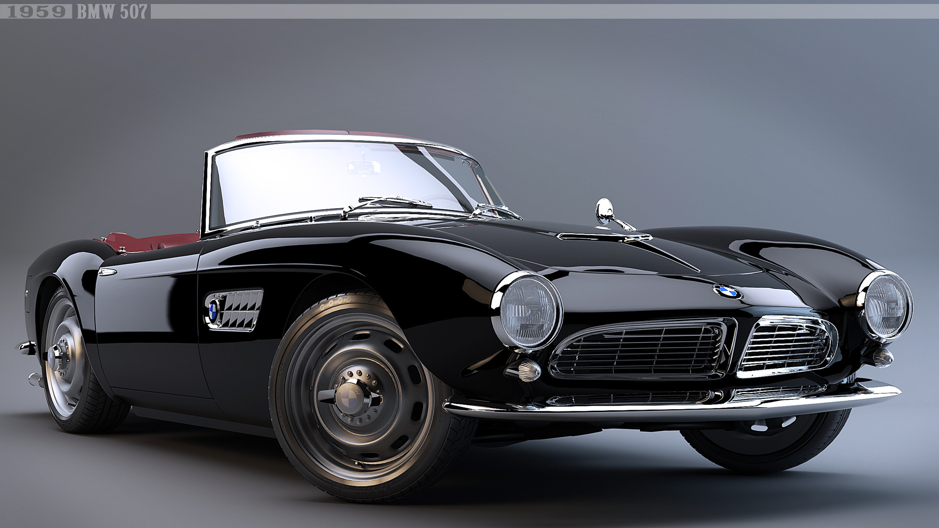 zoki nanco nancorocks 1959 bmw 507. Black Bedroom Furniture Sets. Home Design Ideas