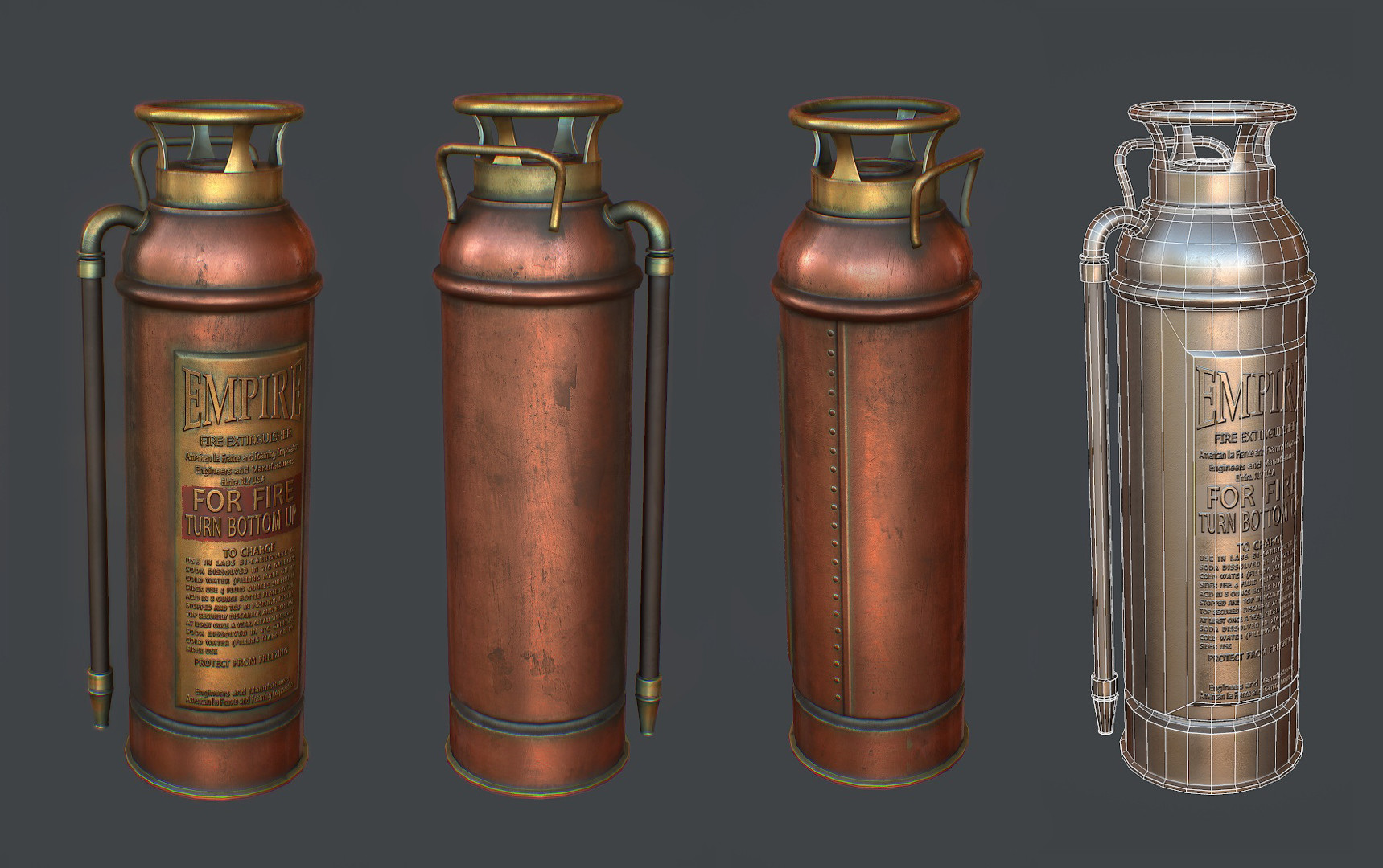 Virendra pratap singh fire extinguisher