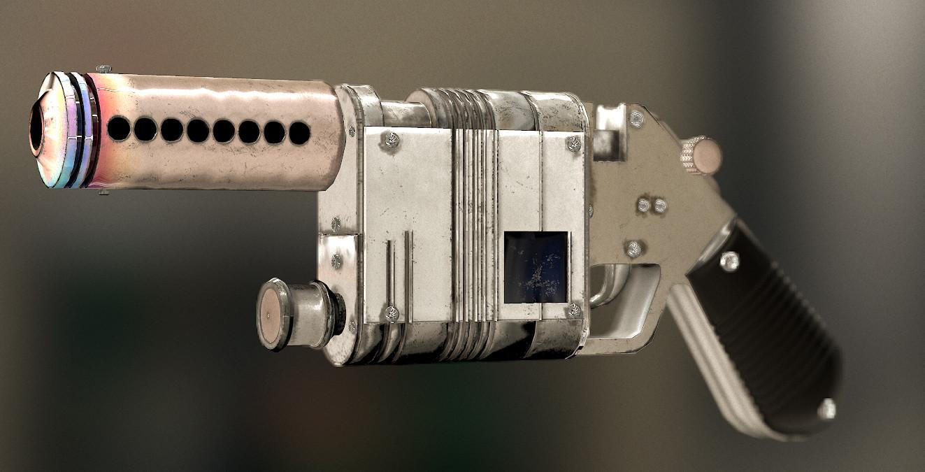 Alex kii blaster image