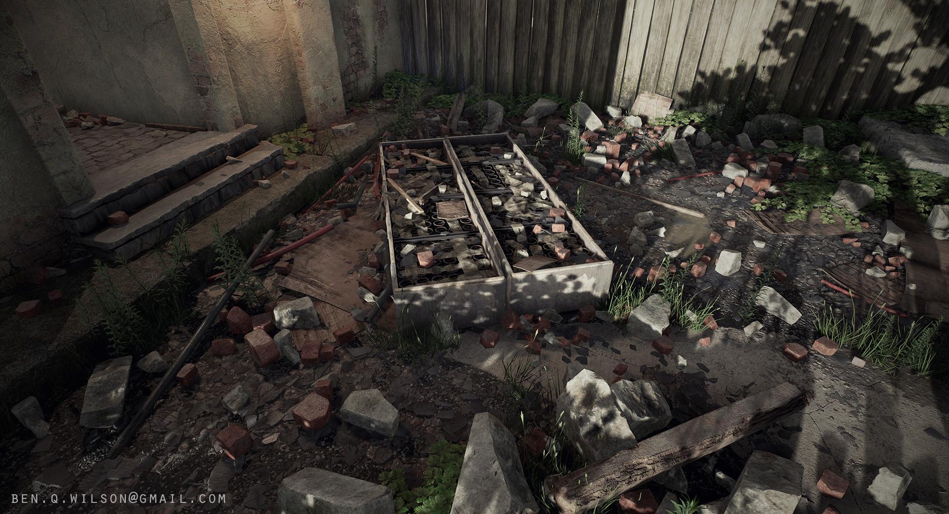 Ben wilson rubble corner screenshot e