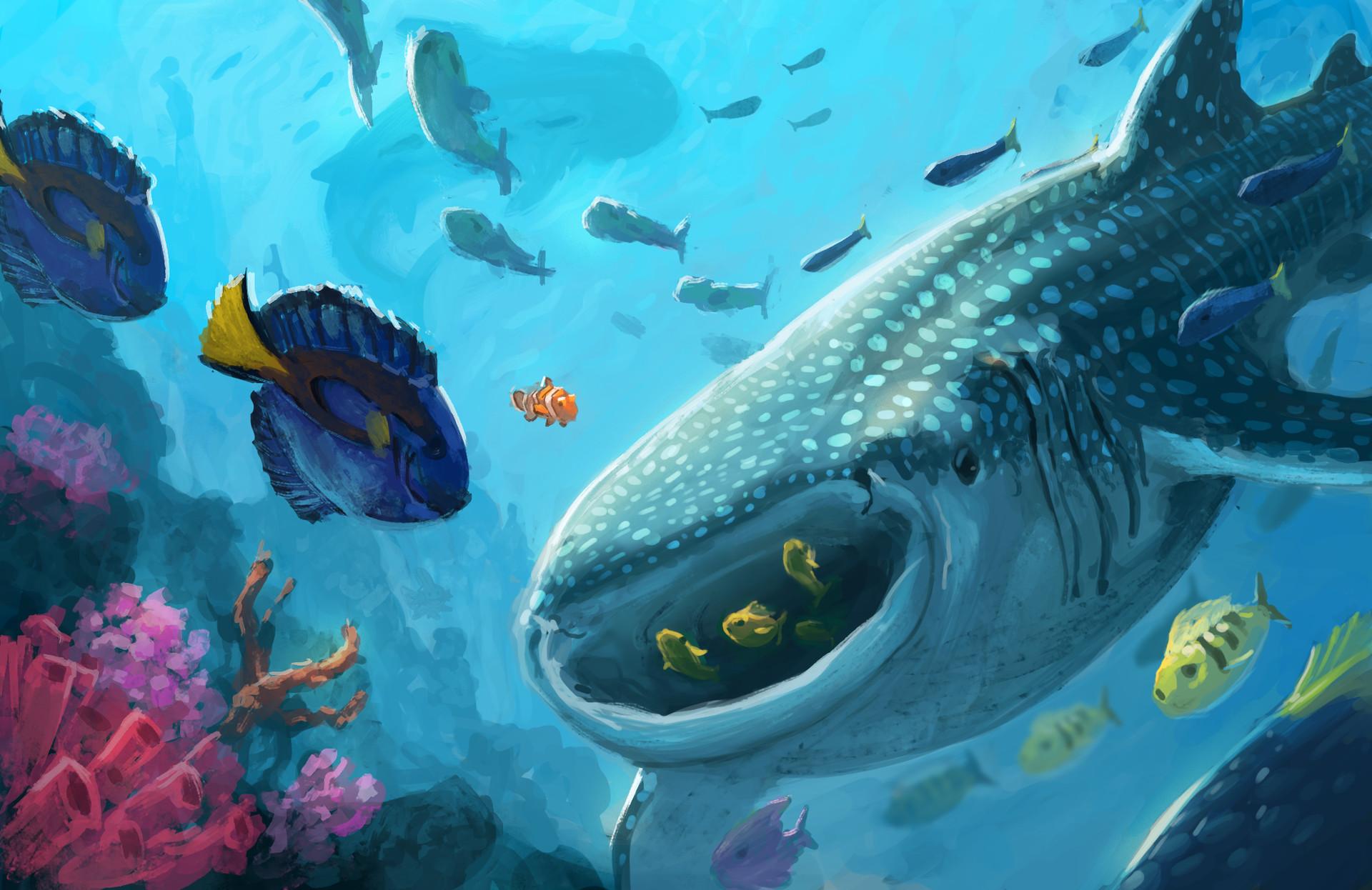 Gabriel ramos osc whaleshark
