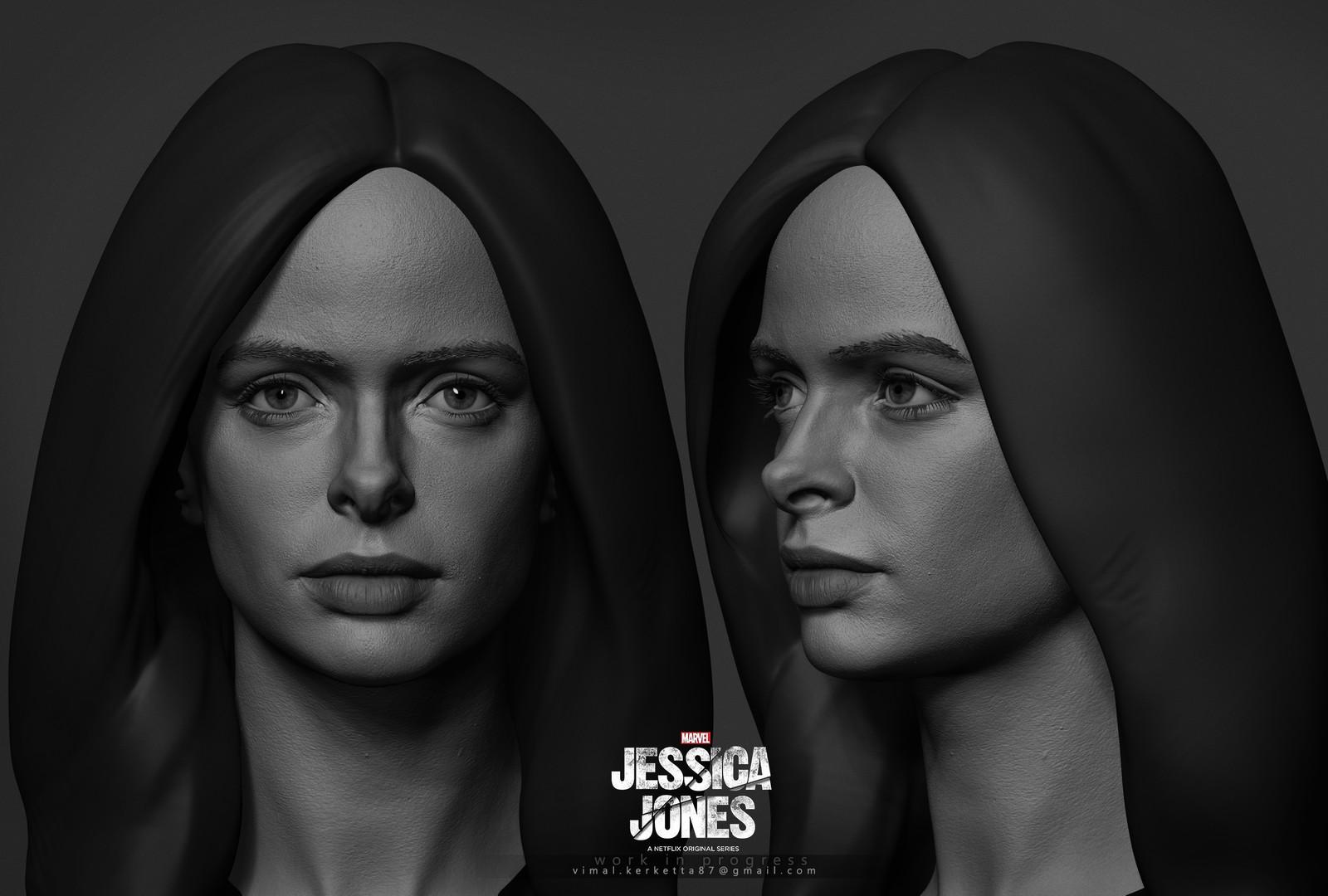Jessica Jones(WIP)