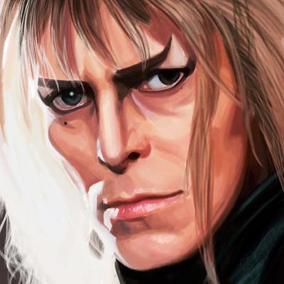 Leon bolwerk davidbowie
