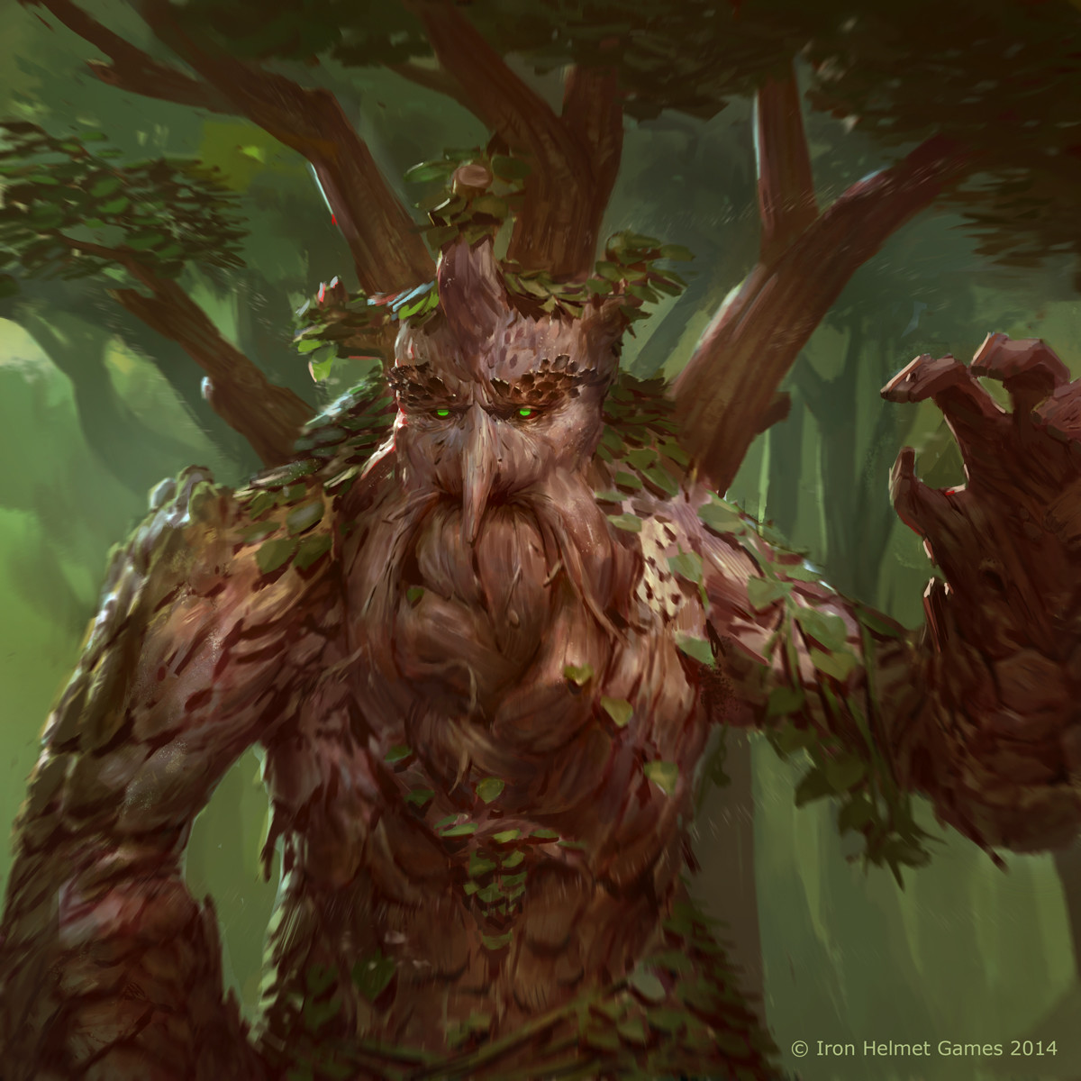 Protector of the Forest