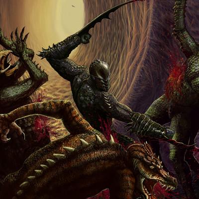 Hal hefner gates battle