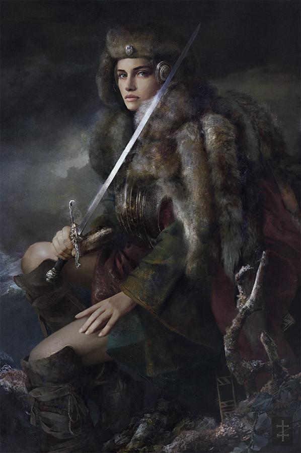 Viktoria.