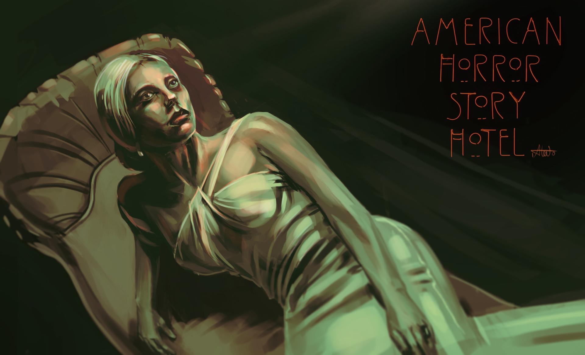 Ibrahim abdo american horror story