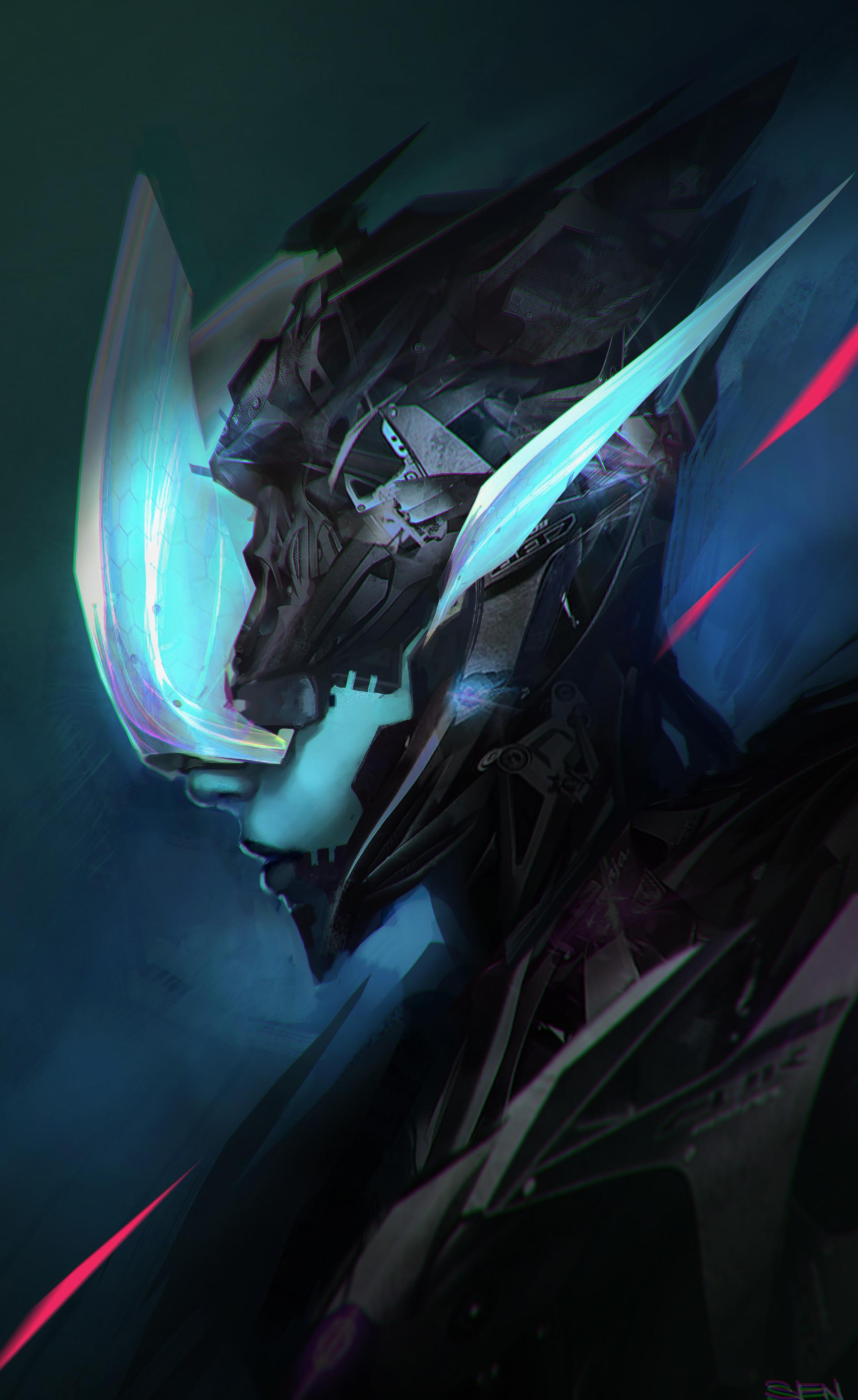 Soufiane idrassi cyborg