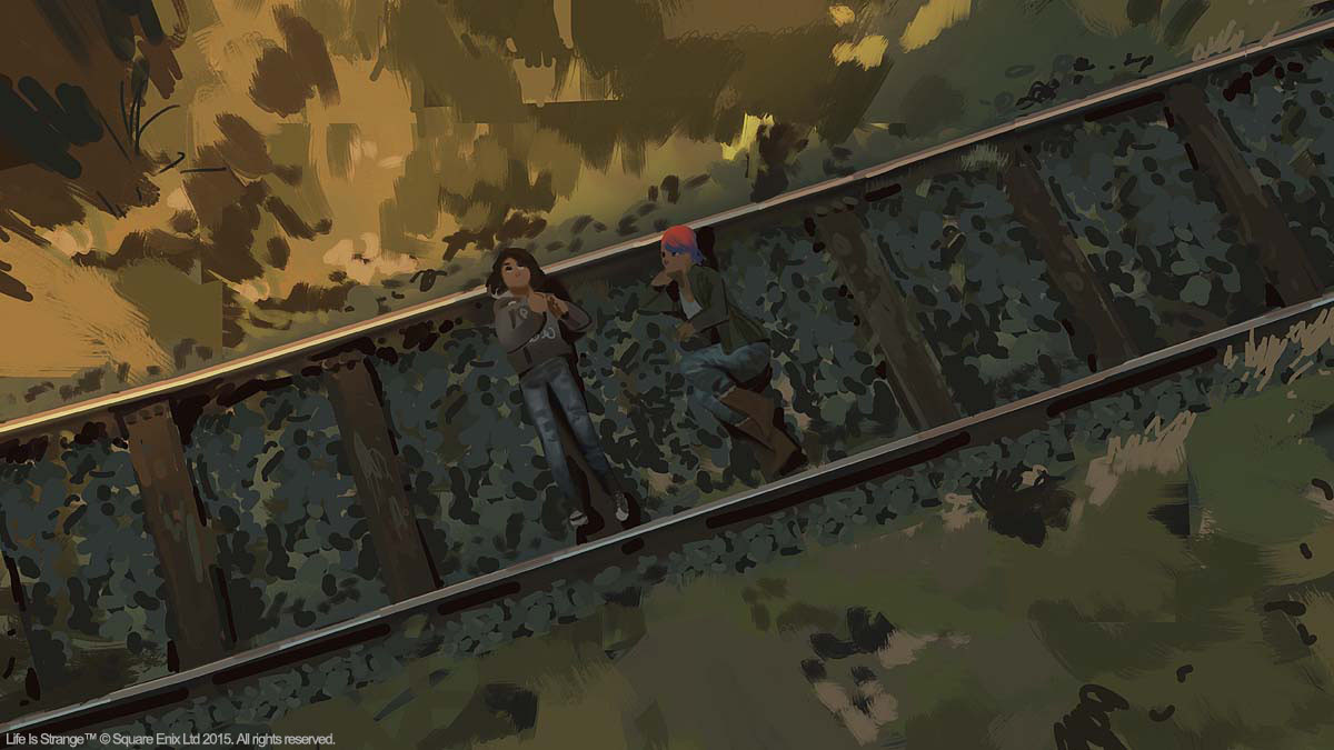 Edouard caplain rails