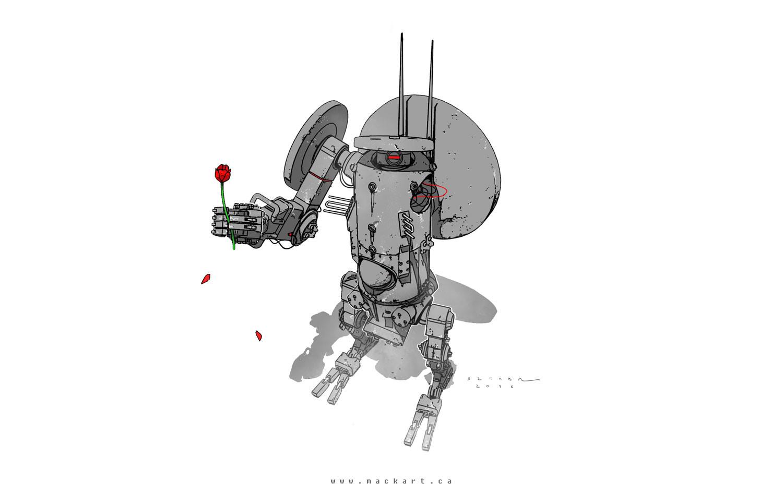 Mack sztaba bomb robot 15 sketch