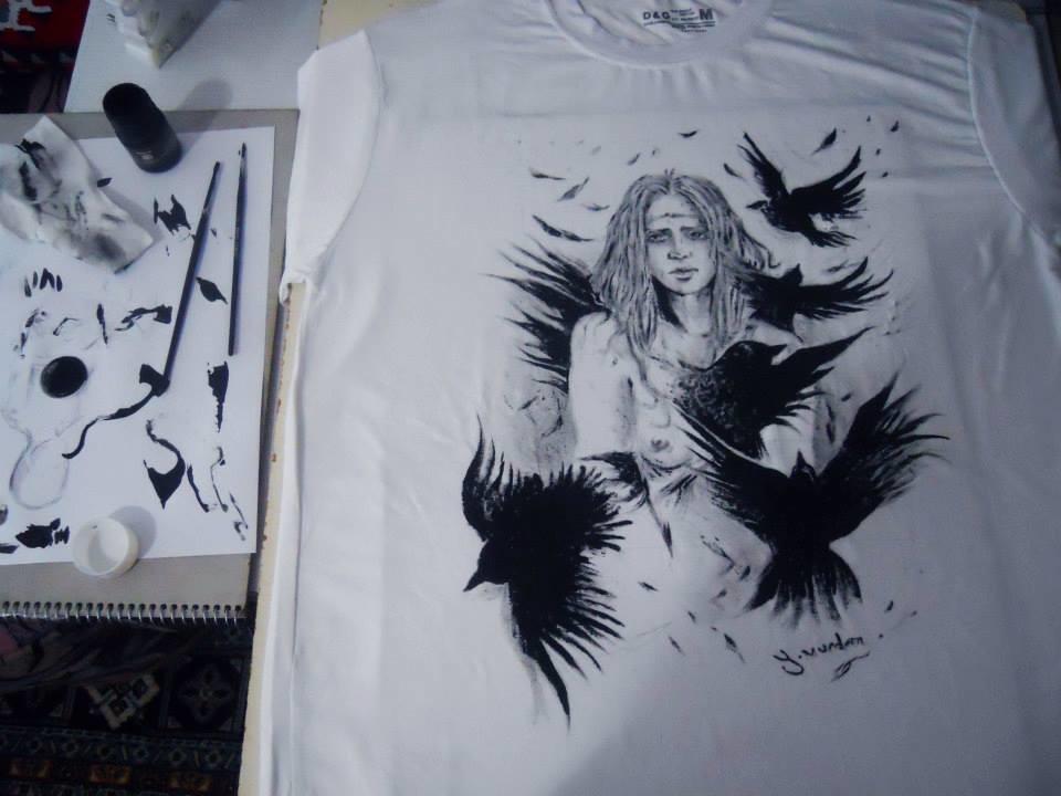 Yasar vurdem referenced one for tshirt by vurdem d93kify