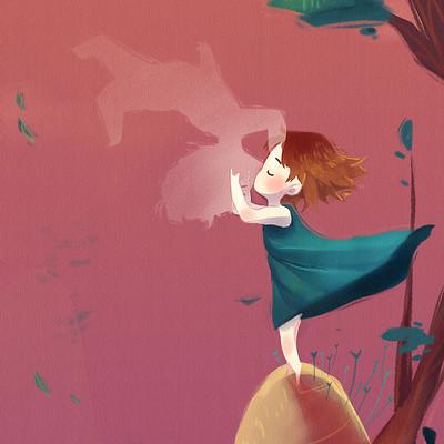 Angelina costamagna embrace the wind