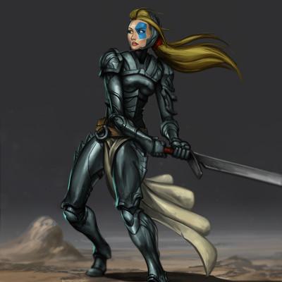 Ryan harasym lady knight