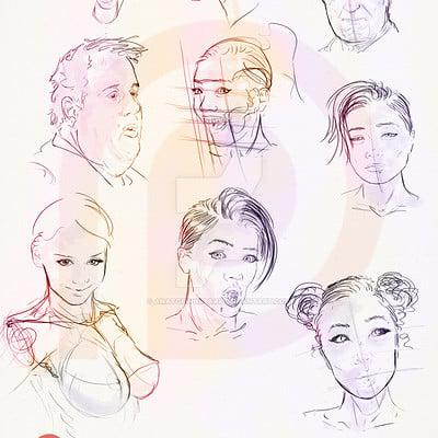 Anto finnstark sketch face patreon by anatofinnstark d9pjl6x