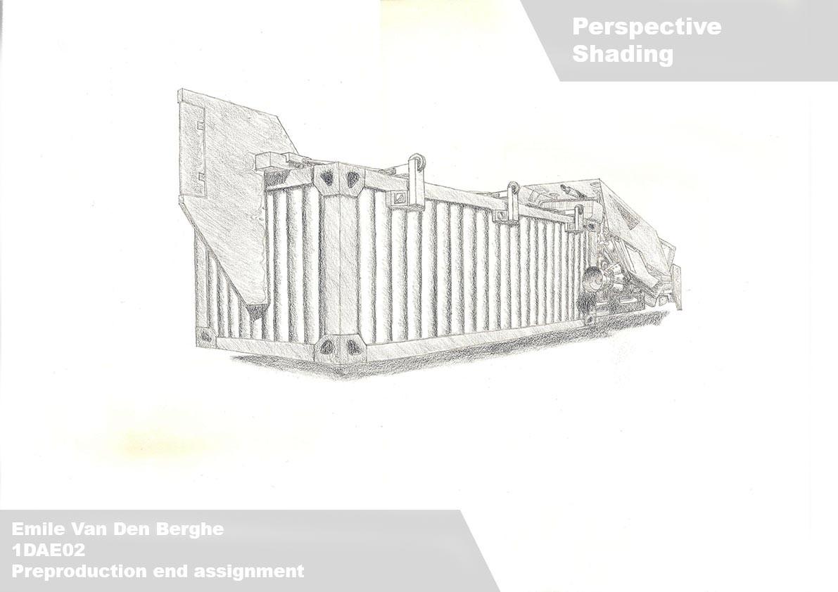 Emile van den berghe van den berghe emile 1dae02 16 lineart perspective shading