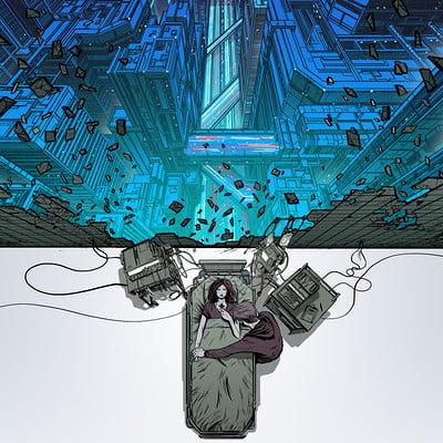 Arcadia Comic Cover