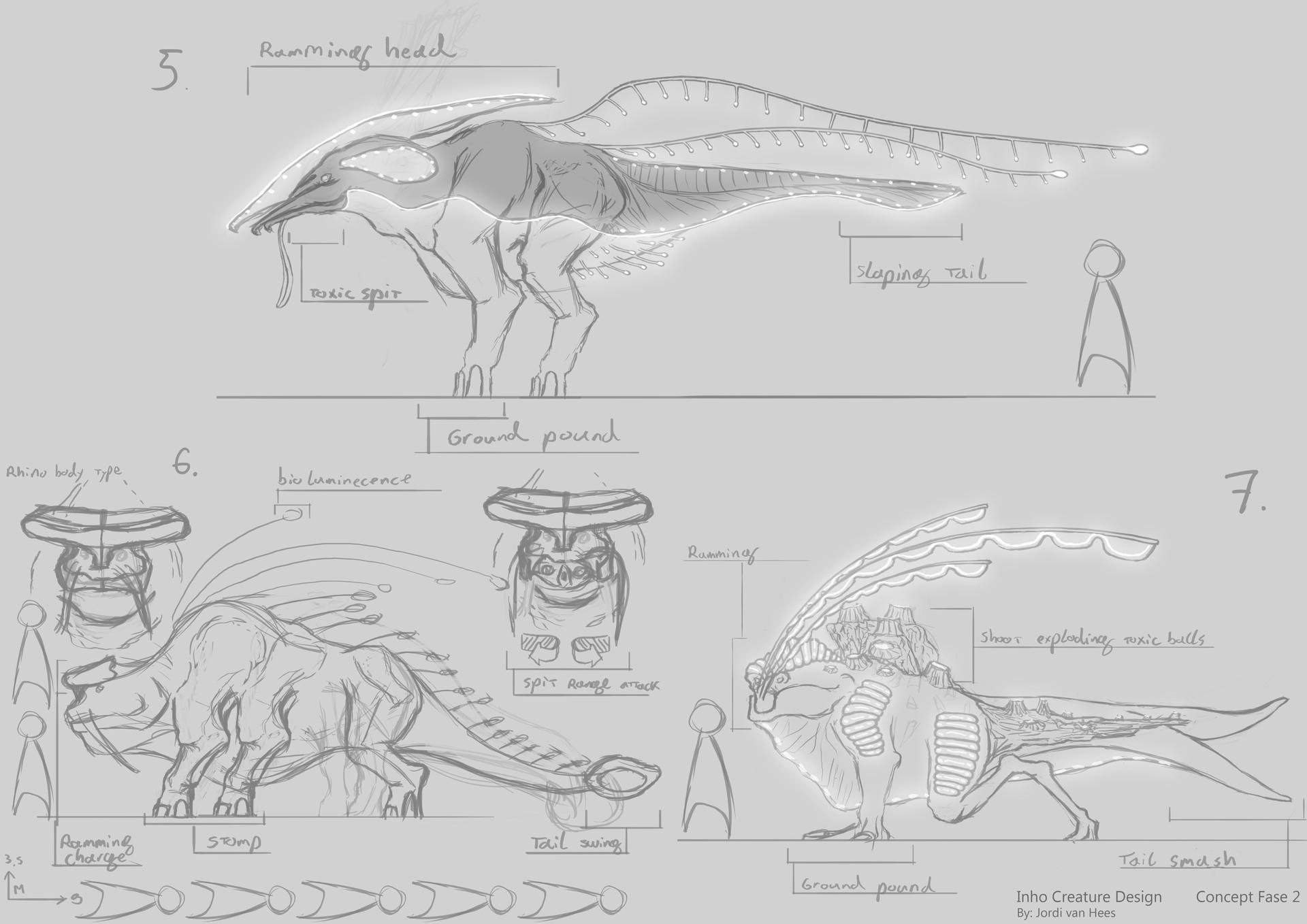Jordi van hees concept art monster fase 2 pres selection