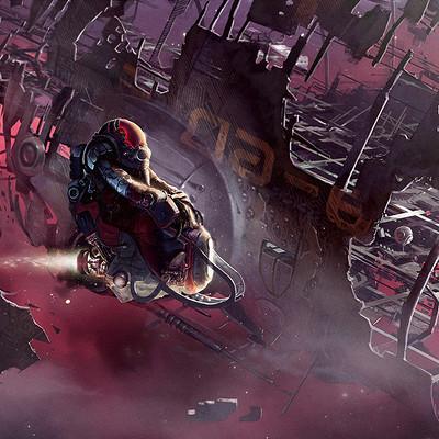 Jaroslaw marcinek space rider