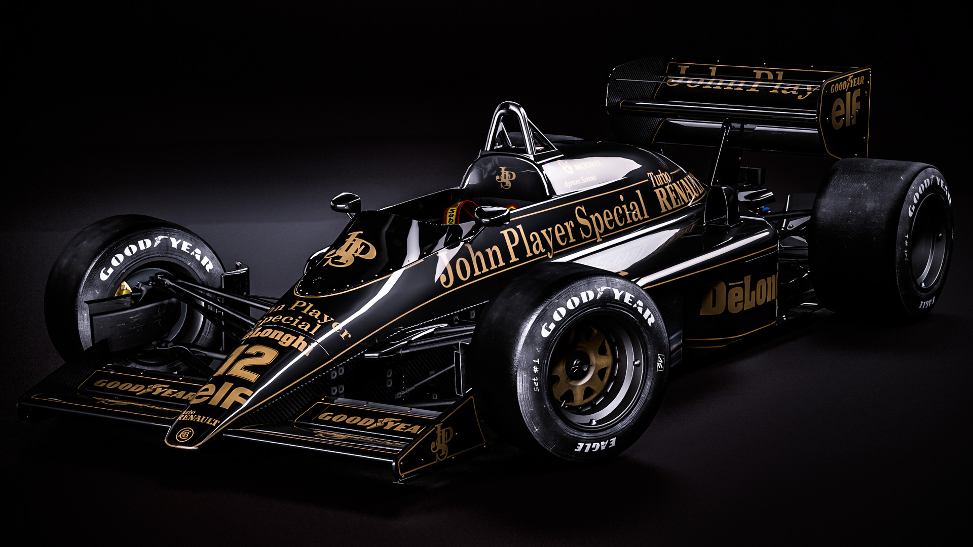 zoki nanco nancorocks lotus 98t ayrton senna. Black Bedroom Furniture Sets. Home Design Ideas