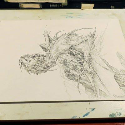 Burburan studio lurking dragon burburanstudio