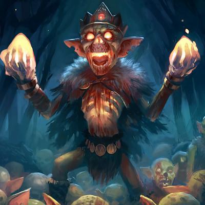 Devin platts goblin boss
