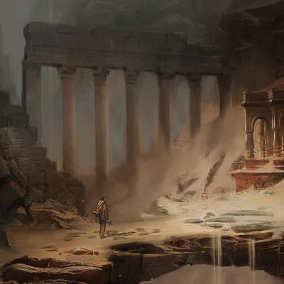 Pierre raveneau ruins underground by asahisuperdry d9puru6